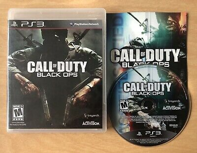 Call of Duty: Black Ops -- Limited Edition (Sony PlayStation 3, 2011)