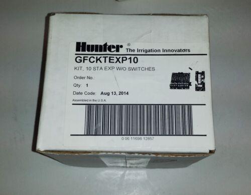 Hunter Irrigation VSX 10 Station Expansion Board Kit GFCKTEXP10