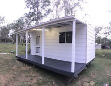 6x3m Demountable Unit, Granny Flat, Site Office Walloon Ipswich City Preview