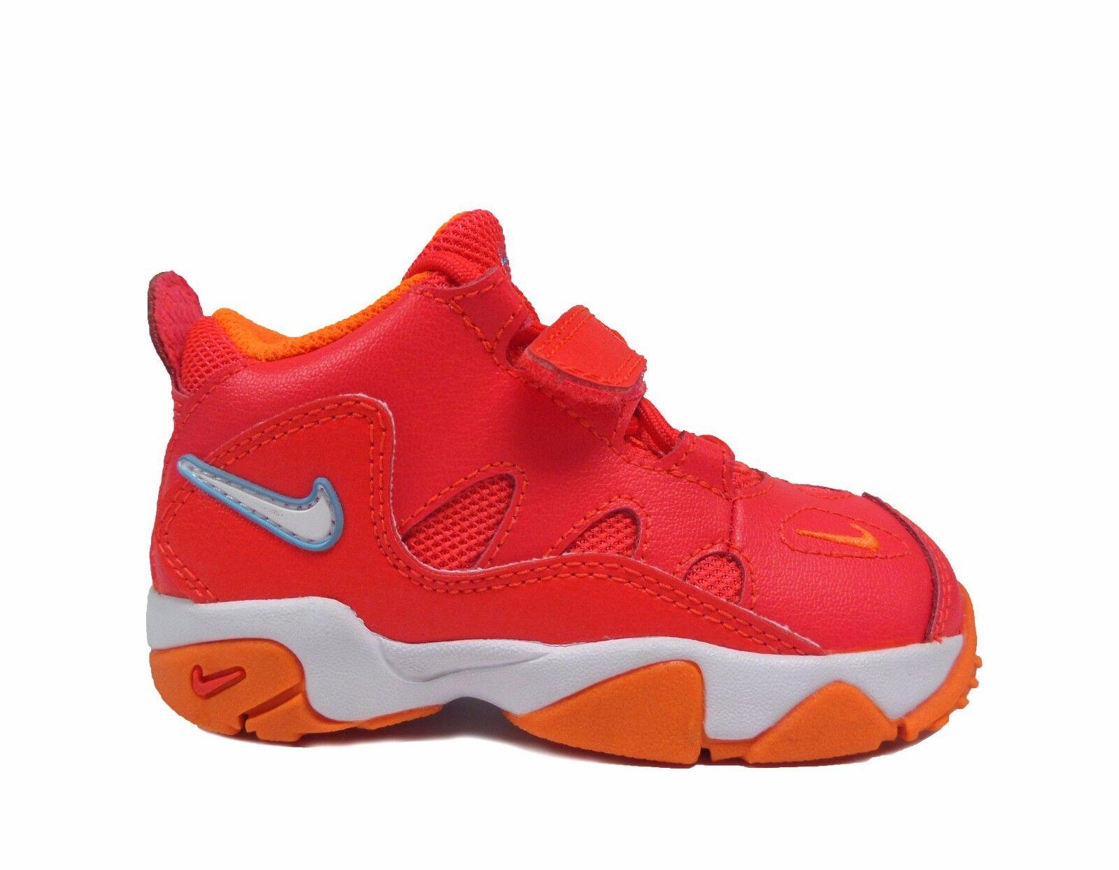 Nike Infant&Toddler AIR TURF RAIDER Shoes Laser Crimson 599815-600 a2