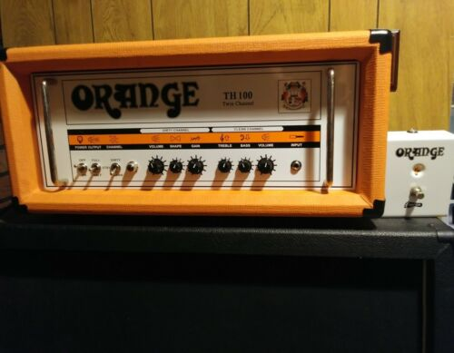Orange TH100 (foot switch included)