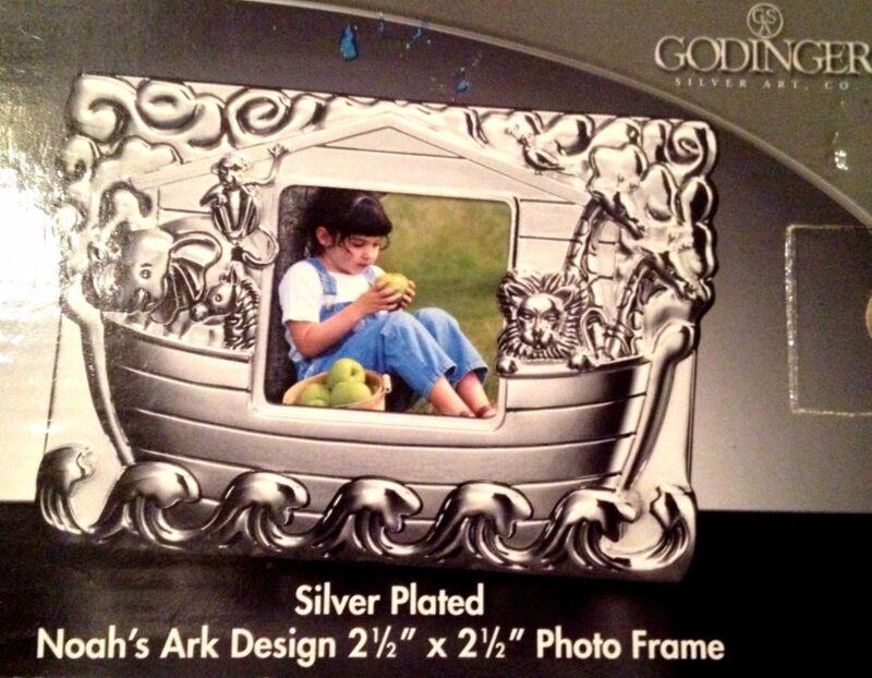 GODINGER Silver Plated NOAH