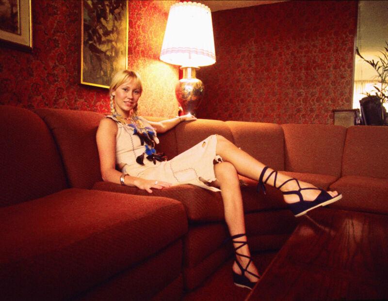 ABBA - MUSIC PHOTO #C81