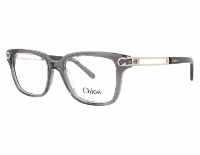 Chloe Ce2663 036 50mm Dark Grey Optical Eyeglasses Frames | eBay