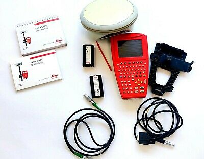 Lieca GPS GS09 with field controller