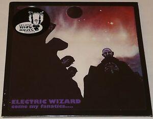 Electric Wizard Come My Fanatics LP DBL Black Vinyl LP NEW - Official