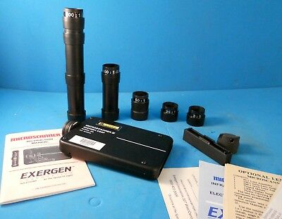 Exergen Microscanner Ii Vintage Infrared Thermometer