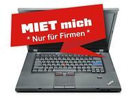 """Laptop Lenovo ThinkPad 15"""" i5 mieten leihen Vermietung Frankfurt Frankfurt (Main) - Nordend Vorschau"""