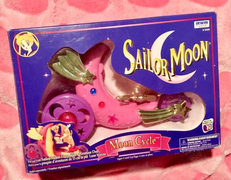 Sailor Moon Cycle Irwin Toys 90s