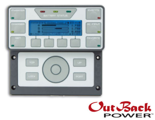 OUTBACK POWER MATE3S ADVANCED REMOTE MONITOR AND CONTROL