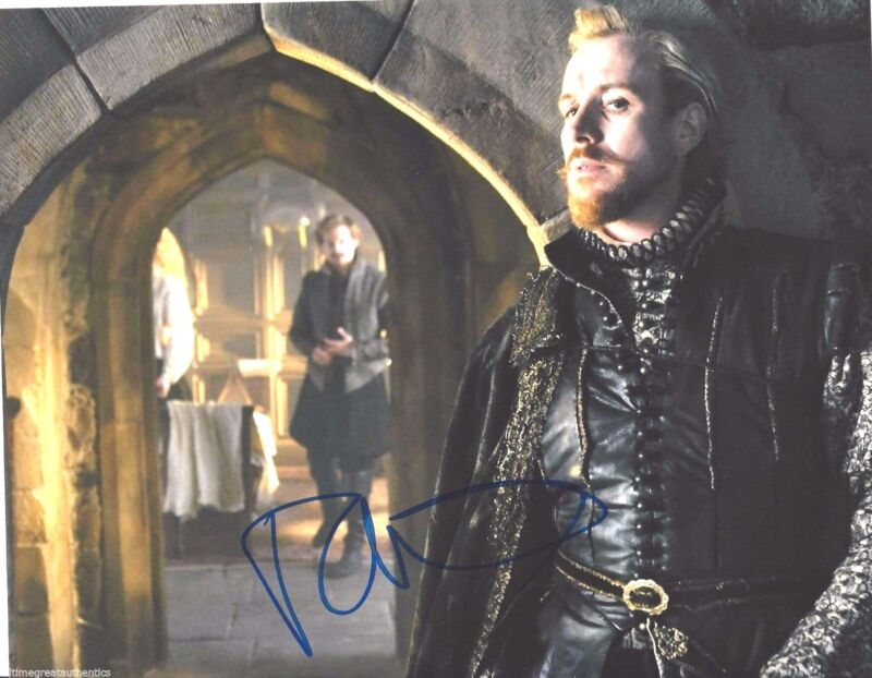 ACTOR RHYS IFANS SIGNED ANONYMOUS 8X10 PHOTO W/COA ELEMENTARY AMAZING SPIDERMAN