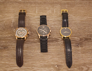 Emporio Armani AR6005, AR5905, Movado Museum Classic Mens Watches Melbourne CBD Melbourne City Preview