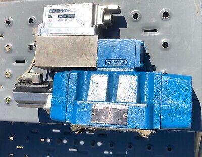 Bosch Rexroth Hydraulic Valve 4wrle 16 V1-2.00m-3g24kofim