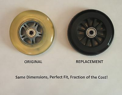 HRE9994DR0 HealthRider C895e Elliptical Ramp Wheel Model