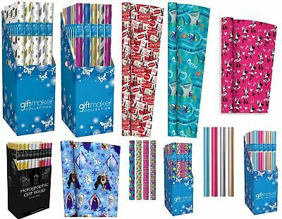 3x 2m Everyday Gift Wrapping Paper Roll Birthday Celebration frozen / peppa pig](Peppa Pig Wrapping Paper)
