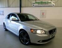 VOLVO S40 1.6TD (115bhp) SE EDITION DRIVe,85+MPG,£FREE ROAD TAX,EXCELLENT CAR