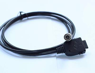 New Hp Pda Instrument Connection Date Cable For Topcon Sokkia Total Stations