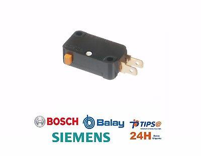 MICROINTERRUPTOR HORNO-MICROONDAS BOSCH BALAY SIEMENS NEFF 00614770 614770