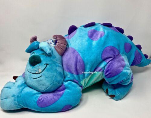 NWT! Disney Parks Dream Friends Sleeping SULLEY PLUSH PILLOW
