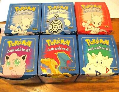 23 Karat Gold-Plated Limited Edition POKEMON Trading Card Nintendo Creations Set