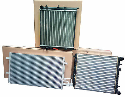 Radiator Fits Ford Courier Escort 1.8-91-95 Fiesta 1.4 1.6 1.8 89-96 Not AC