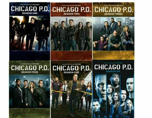 Chicago PD: Complete Series Seasons 1-6 New Sealed