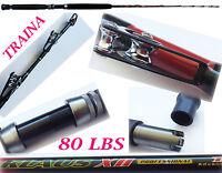 Canna Traina 50- 80 Libre Carrucolata Pesca Tonno Drifting Potentissima -  - ebay.it