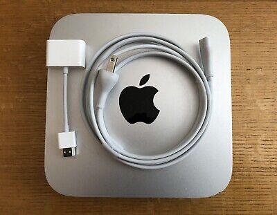 Mac Mini 2.4GHZ 16GB RAM 320GB Hard Drive Sierra 10.12.6 & HDMI to DVI adapter for sale  Shipping to Canada