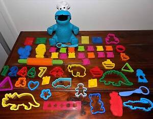 Cookie Monster Play Dough Set Ipswich Ipswich City Preview
