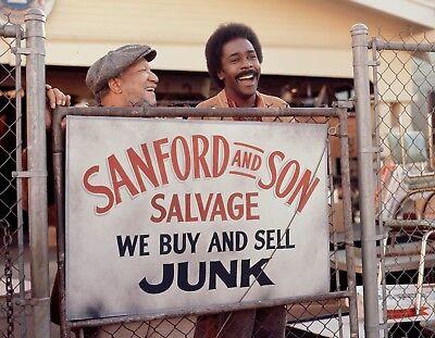 SANFORD AND SON - TV SHOW CAST PHOTO #G-138