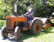 Howard DH22 Rotavator/Tractor Glenorie The Hills District Preview