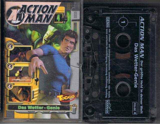 MC/ Action Man 4 Das Wetter-Genie / Kiddinx