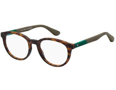 NEW Tommy Hilfiger TH1563-008600 Dark Havana 51mm (Tommy Hilfiger Glasses Mens)