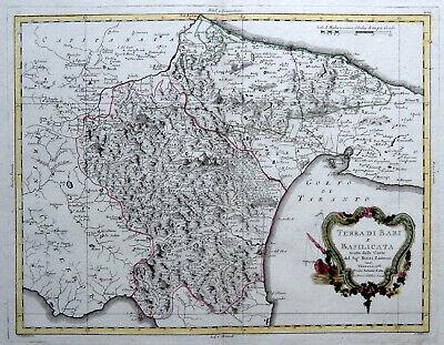 Cartina Igm Puglia.Mappa Geografica Vatican
