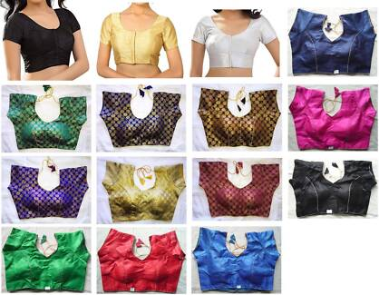 Brand new Indian saree blouses - $20 -$25 each - pickup or online