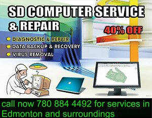 SD computers services and repair.