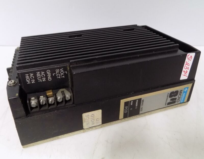 GOULD 1.0AMP MICRO 84 CONTROLLER AS-M84A-002