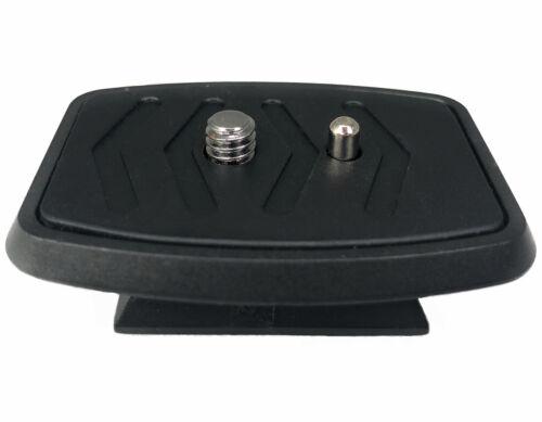 Sunpak Quick Release Plate for UltraPRO 423 Tripod with Pistol Grip II Ball Head
