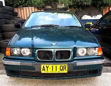 BMW 318i 1995 North Sydney North Sydney Area Preview
