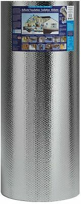 Reflectix 48 In. X 100 Ft. Double Reflective Insulation With Staple Tab