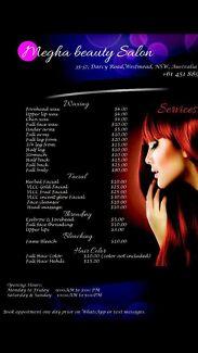 Megha Beauty salon