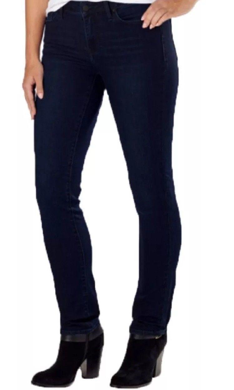 NEW! Calvin Klein Women's Ultimate Skinny Slim Fit Jean ,Rin