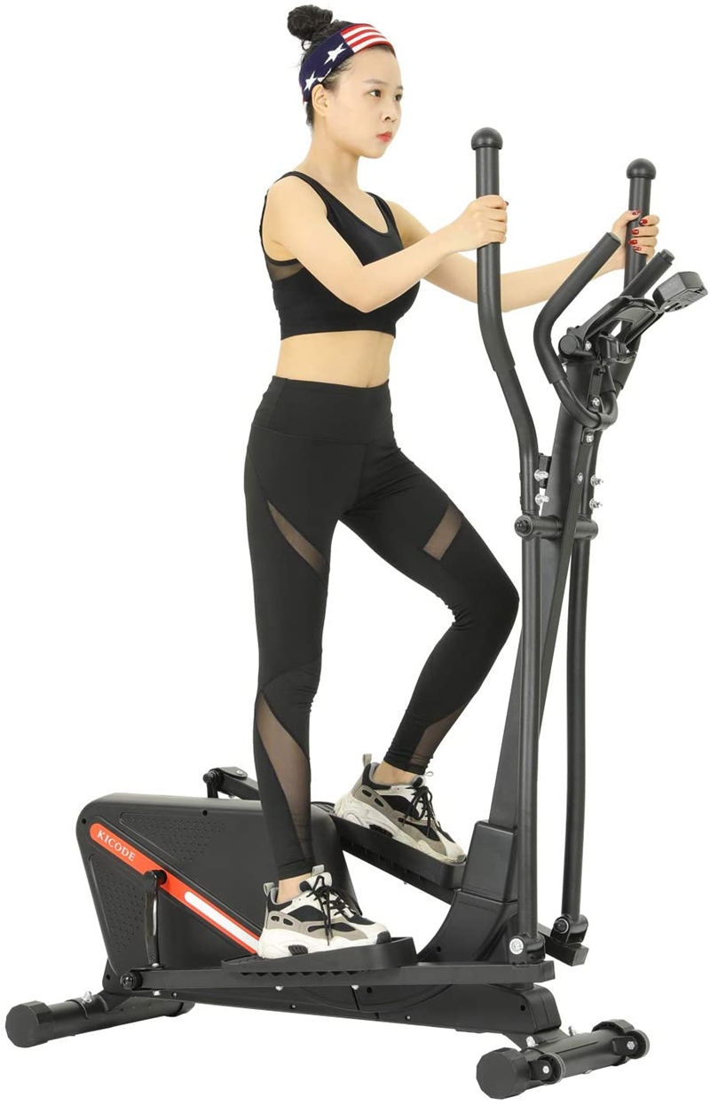 Home Gym Elliptical Machine Exercise Trainer Equipment Magne