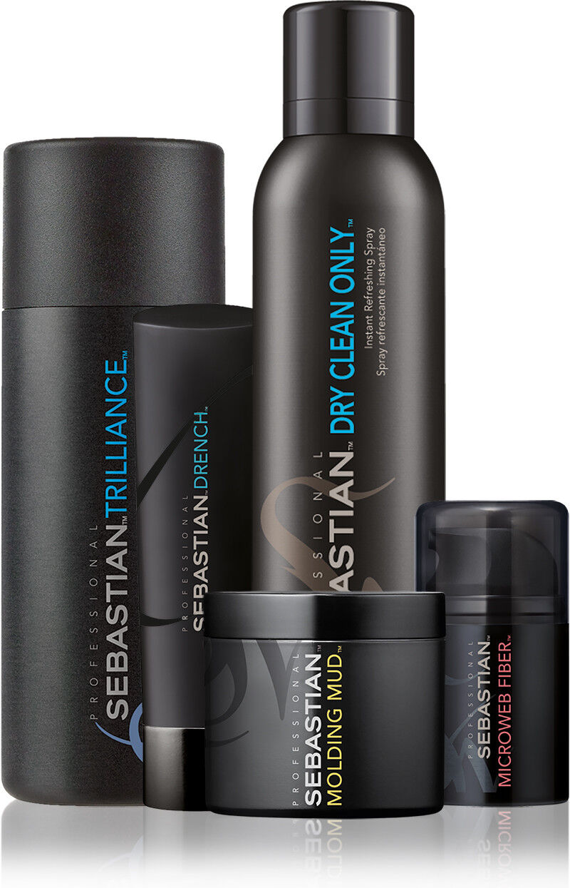 Sebastian Professional Hair Products, Tons of styles availab