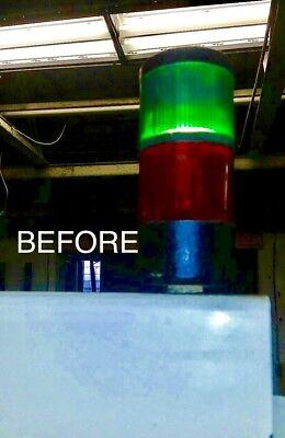 Haas Cnc Milllathe Led Light Beacon Conversion Kit