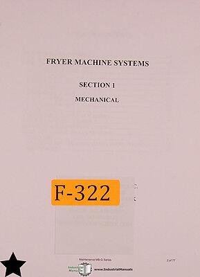 Fryer Mb Machine System Q Series Anilam 3000 Control Maintenance Manual 2002