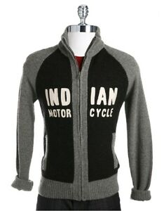 WANTED: Lucky Brand Indian Motorcycle Sweater