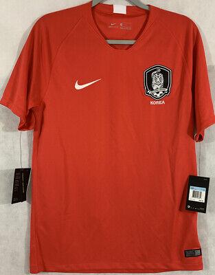 Nike South Korea National Team Jersey AQ9684-696 Size Medium NWT Korea Football