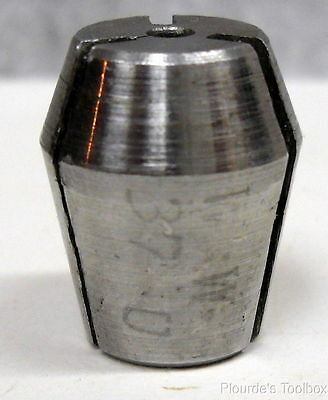 Used Double Taper Collet Drill Size 37 Dt Style Ww
