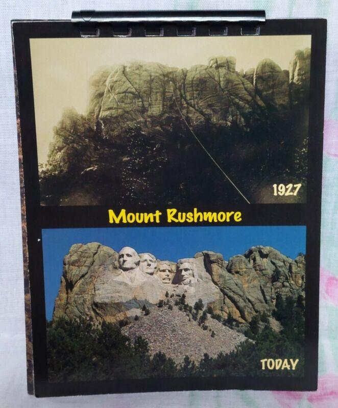 """South Dakota 5-1/2""""× 7"""" Collectors Memorabilia Souvenir 14 Photos Book"""